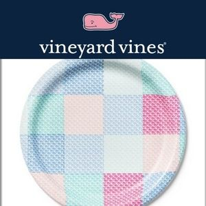 NIP Patchwork Paper Plate 10 Pack
